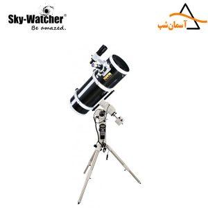 تلسكوپ استروگراف ۸ اینچ نیوتنی اسكایواچر (بدنه فیبركربن، F800، مقر AZ-EQ5 GT)
