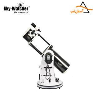 تلسكوپ ۸ اينچ دابسونی اسكایواچر (جمع شونده، مقر Go-To)