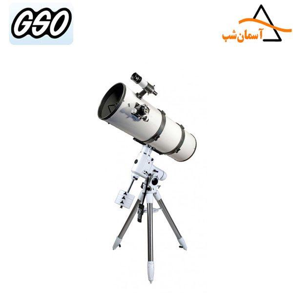 تلسکوپ 10 اینچی نیوتنی با مقر استوایی EQ6 Pro