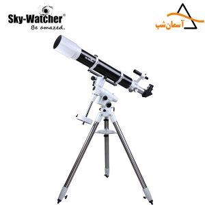 تلسکوپ ۱۲۰ میلیمتری اسکایواچر (آکروماتیک، F1000، مقر استوایی EQ5)