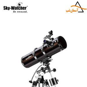 تلسکوپ ۱۳۰ میلیمتری نیوتنی اسکایواچر (F650، مقر استوایی EQ2)