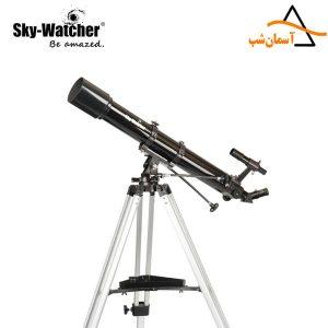 تلسکوپ ۸۰ میلیمتری اسکایواچر (آکروماتیک، F900، مقر AZ3)