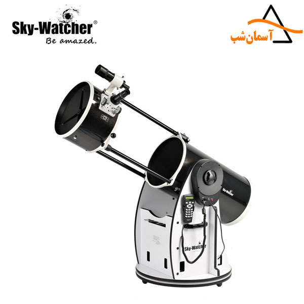 تلسکوپ 12 اینچ دابسونی جمعشونده اسکایواچر (با کنترلگر Go-To)