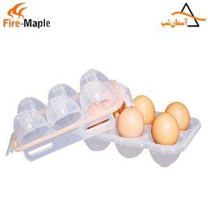 جا تخم مرغی فایرمیپل 6 عددی