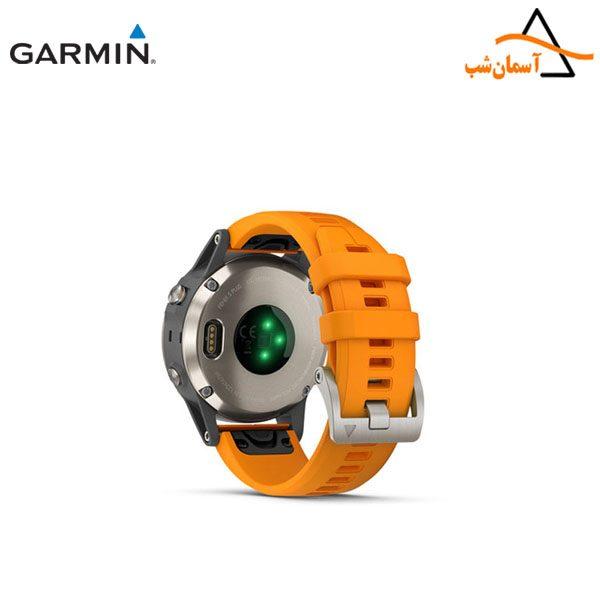 ساعت گارمین فنیکس 5 PLUS Sapphire Titanium