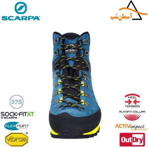 کفش کوهنوردی مردانه اسکارپا مدل مارمولادا پرو