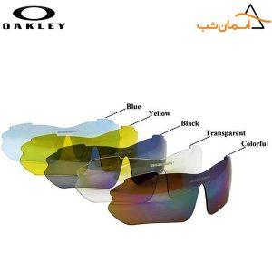 عینک اوکلی 5 لنز