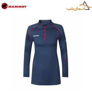 تی شرت آستین بلند کوهنوردی زنانه
