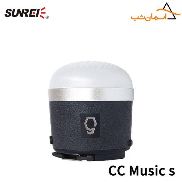 پاوربانک سانری CC MUSIC S