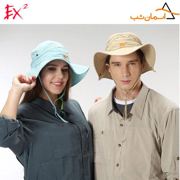 کلاه لبه دار کوهنوردی