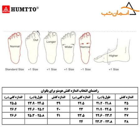 کفش آب نوردی زنانه هومتو 610049