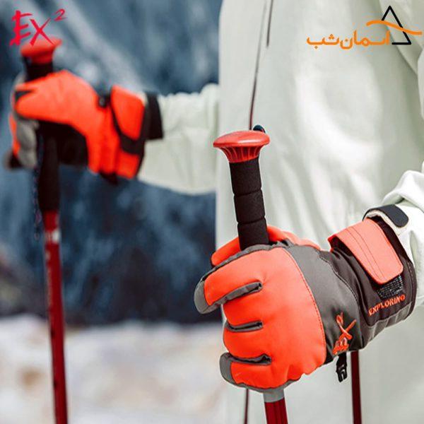 دستکش ضد اب کوهنوردی 866070